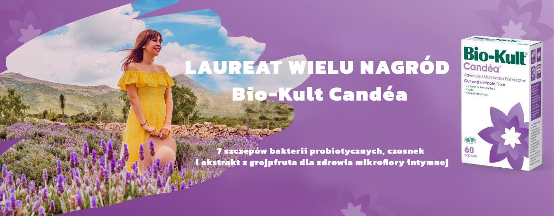 Priobiotyk Bio-Kult Candea z czosnkiem i ekstraktem z grejpfruta